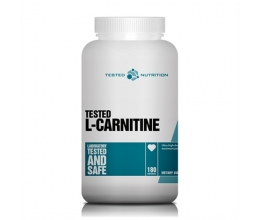 TESTED L-Carnitine Tartrate 180tab 750 mg